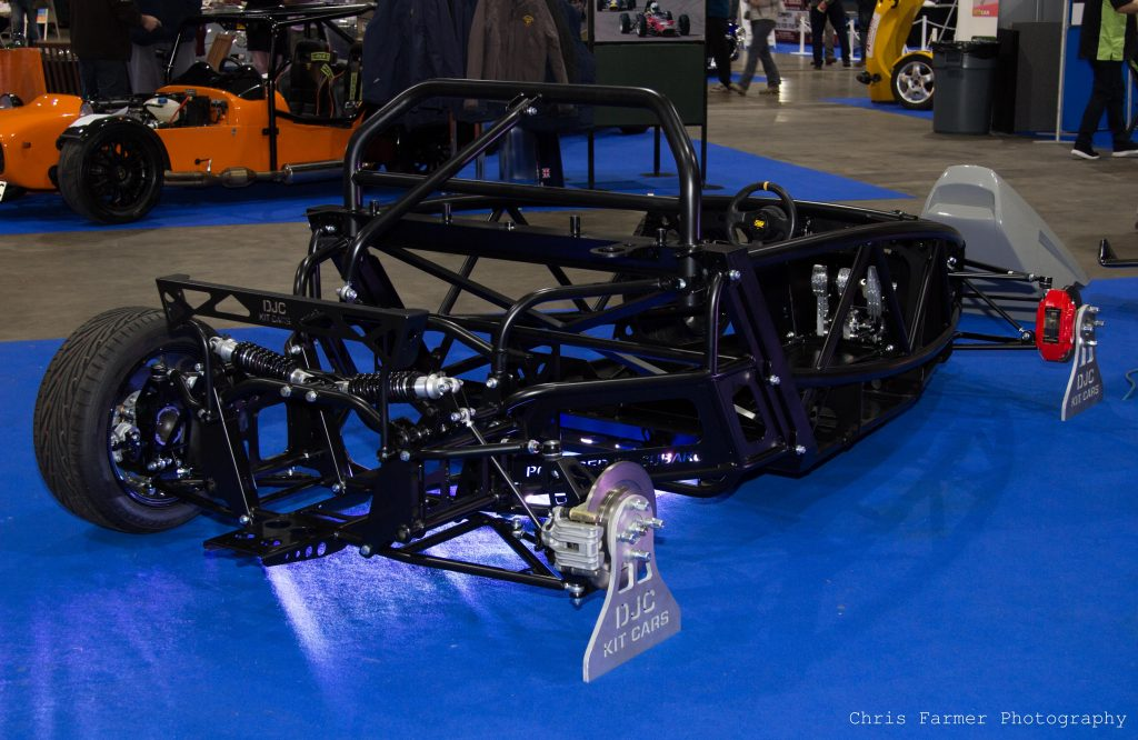 V Storm Kit Cars